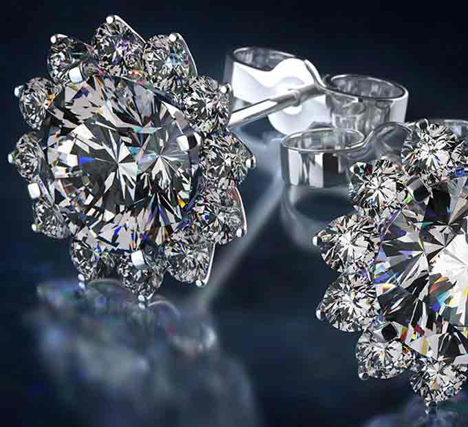sell diamond earrings in Florida